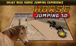 Horse Jumping 3D screenshot 1/6