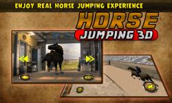 Horse Jumping 3D screenshot 2/6