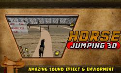 Horse Jumping 3D screenshot 3/6