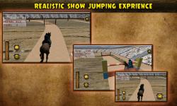 Horse Jumping 3D screenshot 4/6