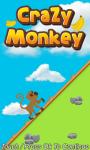 Crazy Monkey Free screenshot 1/1