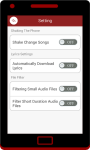 Music MP3 Players screenshot 6/6