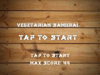 Vegetarian Samurai screenshot 1/5