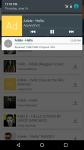 Youtube music app screenshot 2/5