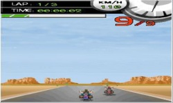 Motor Heavy Fuel Racer screenshot 1/6