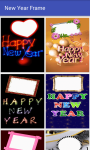 New year photo frame images pic screenshot 1/4