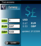 Currency V1.01 screenshot 1/1