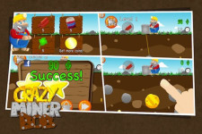Crazy miner Bob screenshot 4/5