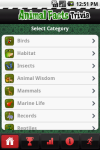 Animal Facts Trivia screenshot 2/5