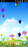 Colorfull Ballons Live Wallpaper screenshot 1/3