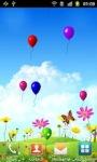 Colorfull Ballons Live Wallpaper screenshot 2/3