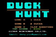Duck Hunt Nes screenshot 1/4