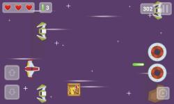 Space Run Galactica screenshot 2/3