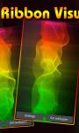 Rainbow Ribbon Visuals LWP free screenshot 3/3