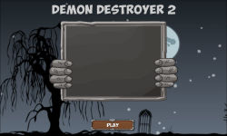 Demon Destroyer 2 screenshot 1/6
