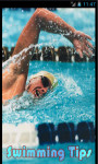Swimming Racing Tips screenshot 1/4