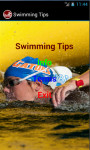 Swimming Racing Tips screenshot 2/4