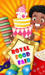 Royal Food Fair screenshot 1/5