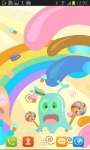 Colorful Jelly Land Cartoon Live Wallpaper screenshot 2/3