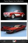 Fancy Classic Car HD Wallpaper screenshot 2/6