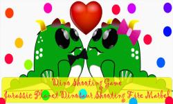 Dino Shooting Game - Jurassic Planet Dinosaur Fun screenshot 1/6