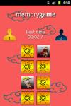 Naruto Memory Games screenshot 5/6