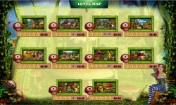 Free Hidden Object Game - Lost Paradise screenshot 2/4