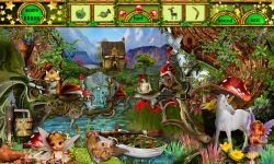 Free Hidden Object Game - Lost Paradise screenshot 3/4