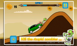 Speedy Cars: Zombie Smasher screenshot 4/5