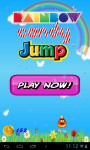 Rainbow Candy Jump screenshot 1/6