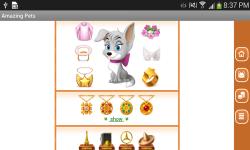 Amazing Pets - My Dog or Cat screenshot 1/6