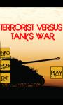 Terrorist Versus Tanks War screenshot 1/3