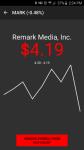 Stocks - Live Data and Watchlists screenshot 3/4