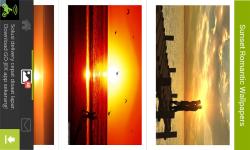 Sunset Romantic Wallpapers screenshot 2/4