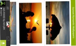 Sunset Romantic Wallpapers screenshot 3/4