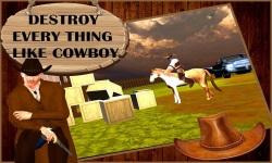 Horse riding simulator 3d 2016 screenshot 5/5