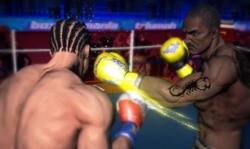 Punch Boxing 3D Geometry screenshot 1/3