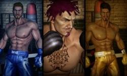 Punch Boxing 3D Geometry screenshot 2/3