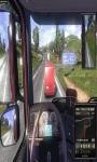truck simulator_truck driving screenshot 1/3