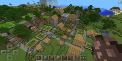 Edition minecraftpe demo screenshot 2/4