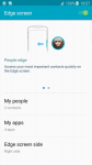 Edge Screen for Note 5 and S6 United screenshot 2/6