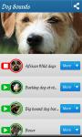 Dog sounds app screenshot 2/3