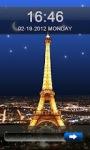 Eiffel Tower  Go Locker Theme screenshot 3/3