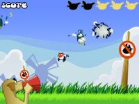 Crazy Duck Hunt screenshot 2/2