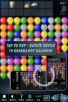 Tap 'n' Pop Classic (Lite): Balloon Group Remove screenshot 1/1