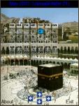 Islamic Hijri Calendar 2016 screenshot 2/2