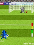 Free Kick Java screenshot 4/6