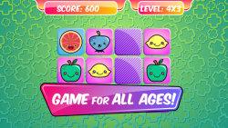 MatchUp Fruits Memory Game screenshot 1/5
