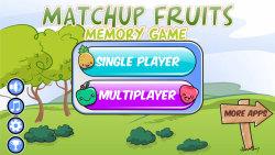 MatchUp Fruits Memory Game screenshot 5/5