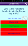 Cricket Quiz on IPL Sports screenshot 5/6